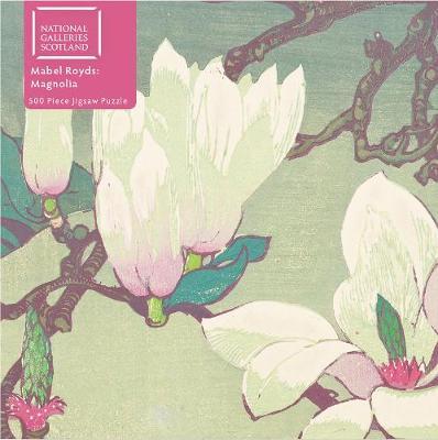 Mabel Royds Magnolia 500 Jigsaw