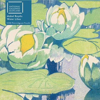 Mabel Royds Water Lilies 1000 Jigsaw