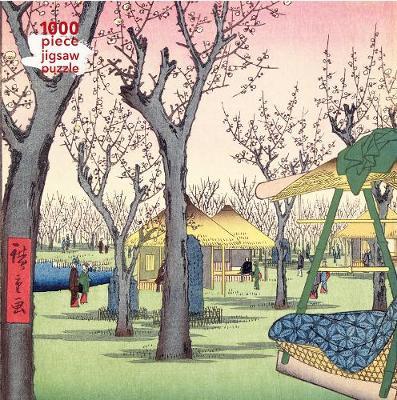 Utagawa Hiroshige Plum Garden 1000 Jigsaw