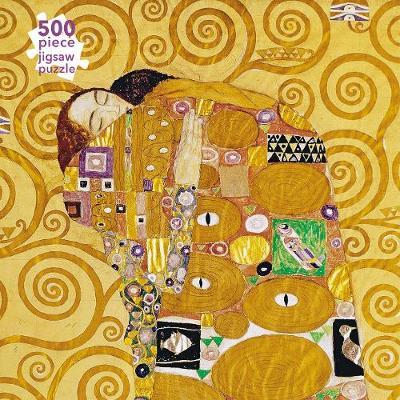 Gustav Klimt Stoclet Frieze 500 Jigsaw