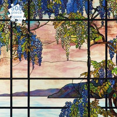 Tiffany Studios View Of Oyster Bay 500 Jigsaw