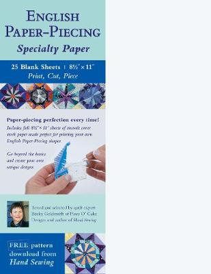 English Paper Piecing Specialty Paper