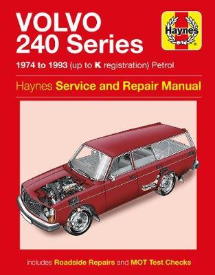 Volvo 240 Series 1974-1993 Repair Manual