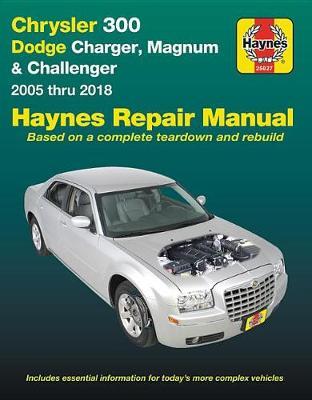 Chrysler 300, Dodge Charger/Challenger 2005-2018 Repair Manual