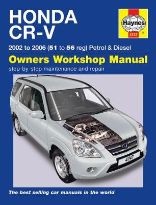 Honda CR-V 2002-2006 Repair Manual