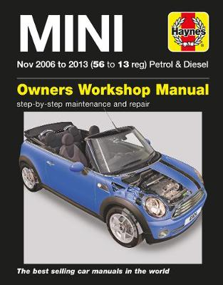 MINI 2006-2013 Repair Manual