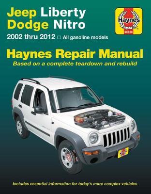 Jeep Cherokee 2002-2012; Dodge Nitro KJ 2007-2011 Repair Manual