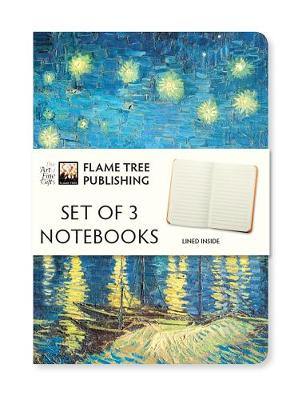 Vincent van Gogh Mini Notebook Collection