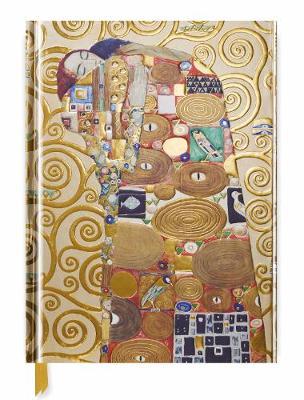 Gustav Klimt: Fulfilment (Blank Sketch Book)
