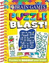 Brain Games Kids Mini Puzzle Blast