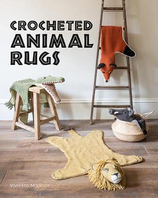 Crocheted Animal Rugs