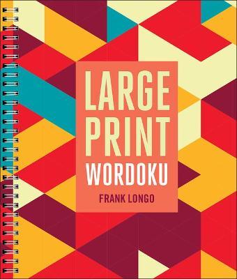 Large Print Wordoku
