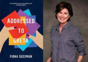 'Addressed to Greta' wins NZ Booklovers Award!