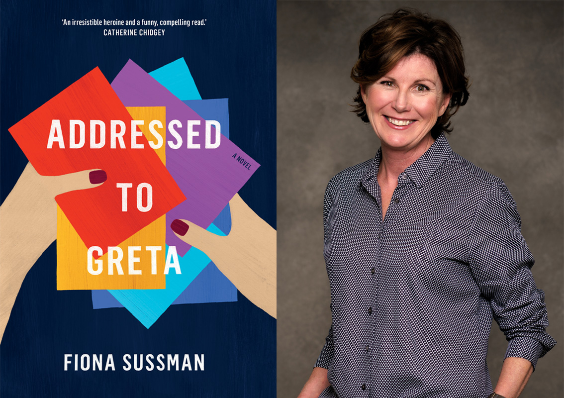 'Addressed to Greta' wins NZ Booklovers Award!