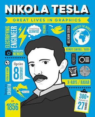 Great Lives In Graphics Nikola Tesla