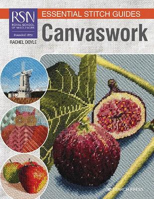 RSN Essential Stitch Guides: Canvaswork: Large Format Edition