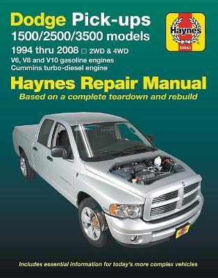 HM Dodge Pick Ups 1500 2500 3500 1994-2008