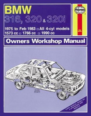 BMW 316, 320 & 320i E21 1975-1983 Repair Manual