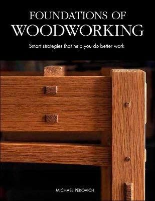 Foundations of Woodworking: Smart Strategies to Help You Do Better Work