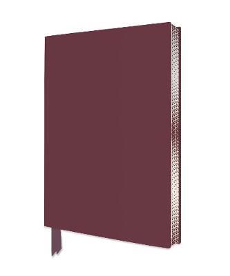 Mahogany Artisan Notebook (Flame Tree Journals)