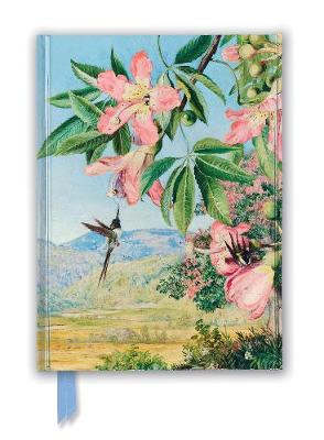 Kew Gardens' Marianne North: Foliage and Flowers (Foiled Journal)