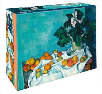 Still Life With Apple Cezanne 500 Jigsaw
