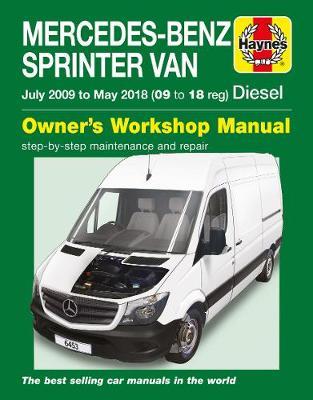 Mercedes-Benz Sprinter Diesel Van W906 2009-2018 Repair Manual