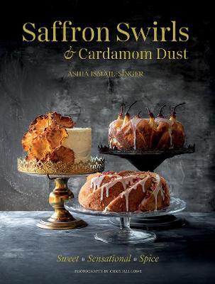 Saffron Swirls & Cardamom Dust