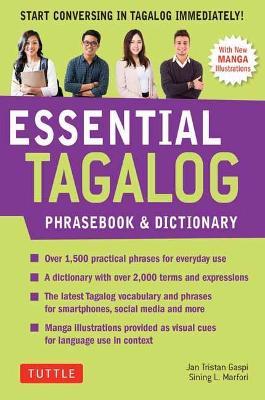 Essential Tagalog Phrasebook & Dictionary