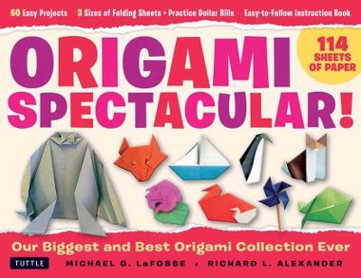 Origami Spectacular Kit