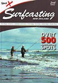 Spot X Surfcasting New Zealand
