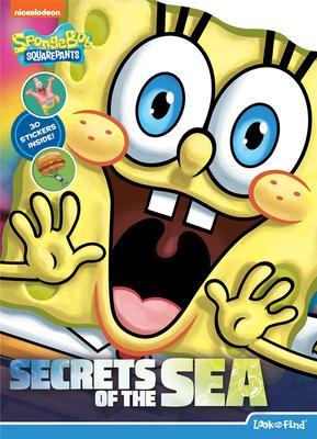 Spongebob Squarepants Shaped look And Find