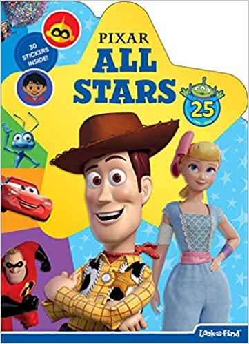 Disney-Pixar: All Stars