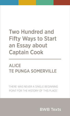 Text Two Hundred And Fifty Ways To Start An Essay About Captain Cook