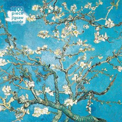 Adult Jigsaw Puzzle Vincent van Gogh: Almond Blossom: 1000-piece Jigsaw Puzzles