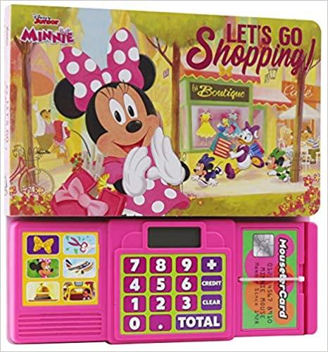 Disney Junior Minnie: Let's Go Shopping!