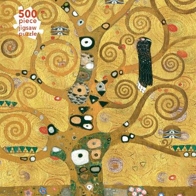 Adult Jigsaw Puzzle Gustav Klimt: The Tree of Life (500 pieces)