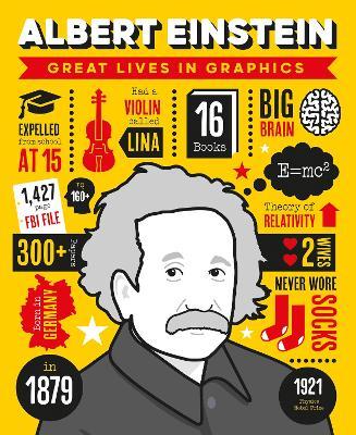 Great Lives in Graphics: Albert Einstein