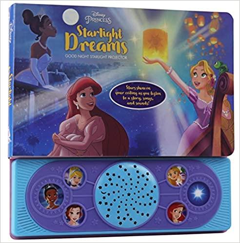 Disney Princess: Starlight Dreams: Good Night Starlight Projector