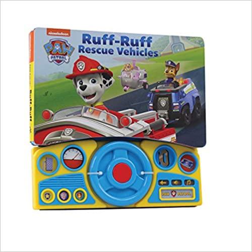 Nickelodeon PAW Patrol: Ruff-Ruff Rescue Vehicles
