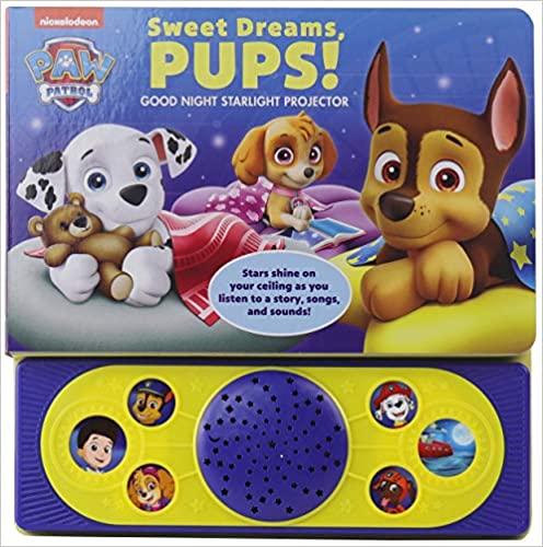 Nickelodeon PAW Patrol: Sweet Dreams, Pups!: Good Night Starlight Projector