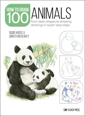 How to Draw 100: Animals