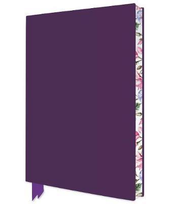 Purple Artisan Sketch Book