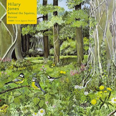 Adult Jigsaw Puzzle Hilary Jones: Behind the Squires, Devon