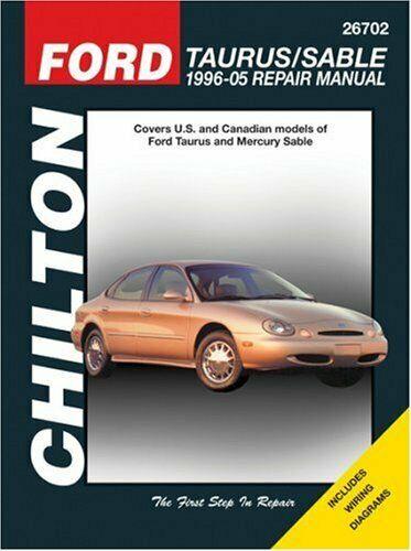 Ford Taurus/Sable (96 – 05) (Chilton)