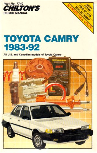 Toyota Camry 1983-92