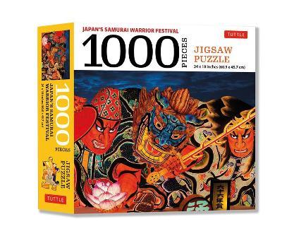 Samurai Warrior Festival In Japan 1000 Jigsaw