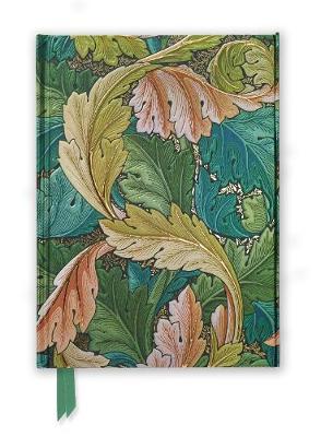 William Morris: Acanthus (Foiled Journal)