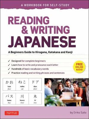 Reading & Writing Japanese: A Workbook for Self-Study
